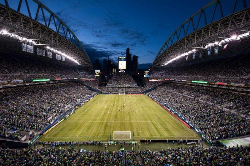 Picture of century link stadium