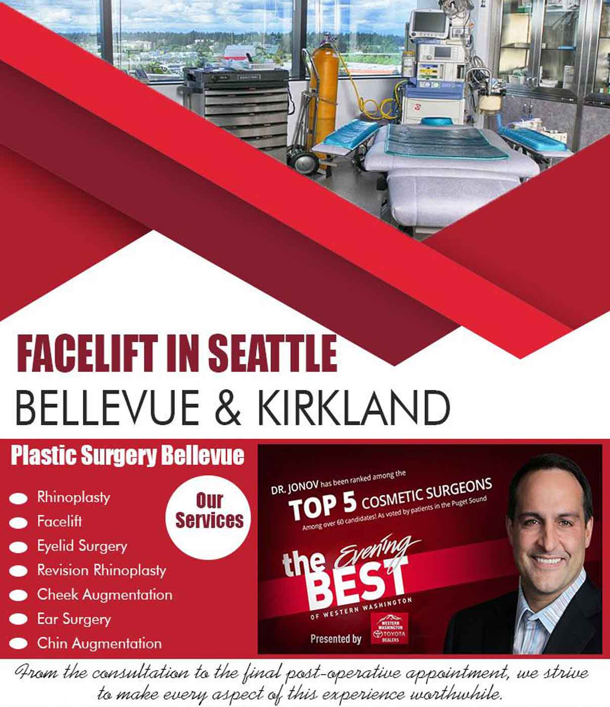 Botox In Seattle , Bellevue & Kirkland