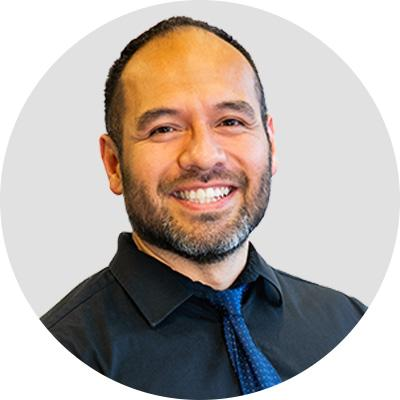 Staff photo of Jesus Gonzalez   Lead Designer & Developer