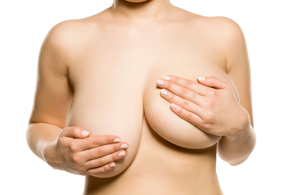 Photo For A Blog Post About The Cause Of Drooping Breasts