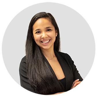 A Staff Photo of Injector Justine Fernandez