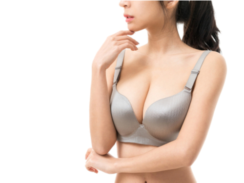 Photo For A Blog Post About Breast Augmentation Without An Implant