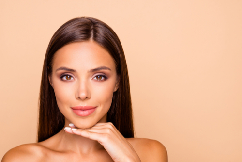 Photo For A Blog Post About Chin Augmentation Options In Bellevue, Kirkland, and Seattle