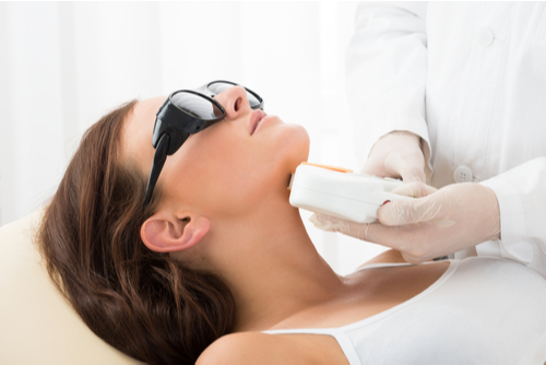 Photo For A Blog Post About Is Laser Hair Removal Effective?