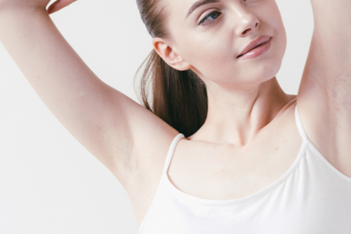 A Photo For A Blog Post About Does Arm Lift Surgery Leave Scars?