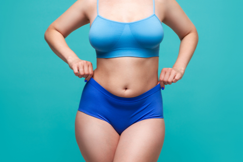 A Photo For A Blog Post About What Is Transumbilical Breast Augmentation?