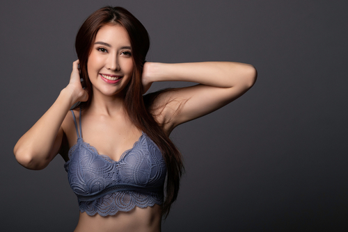 A Photo For A Blog Post About What Type Of Breast Implant Feels The Most Natural